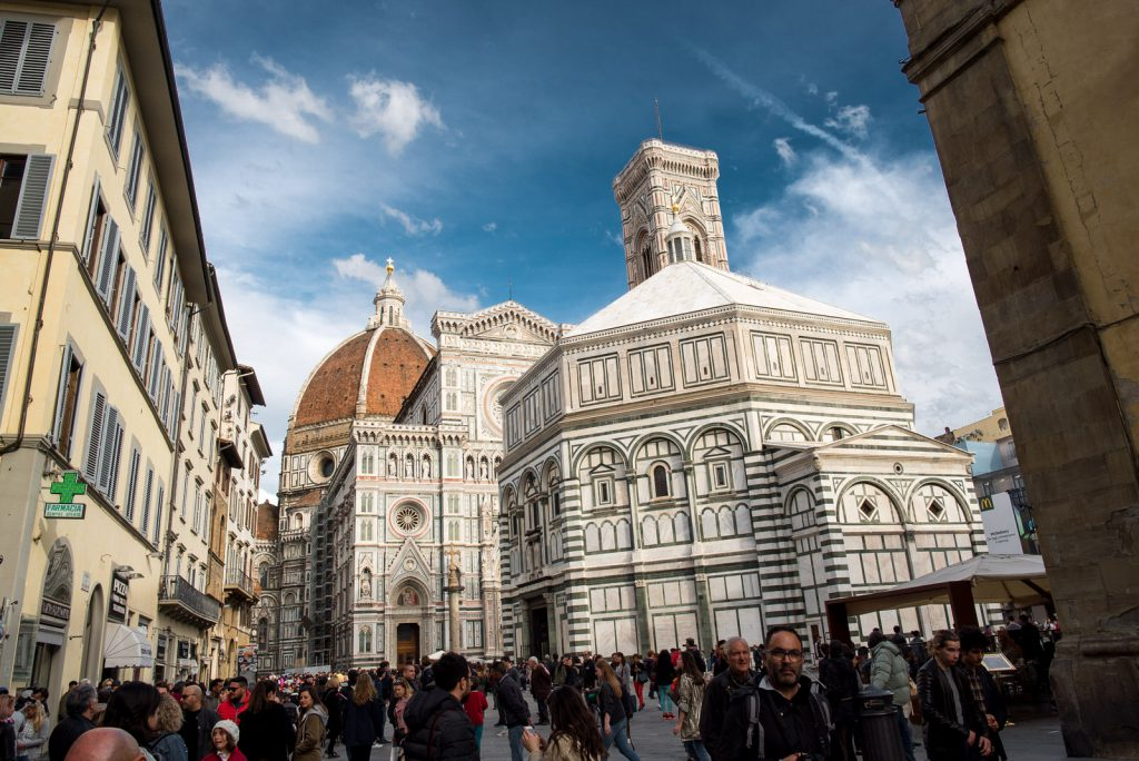 Firenze In Due Giorni Kiwi The Explorer 15