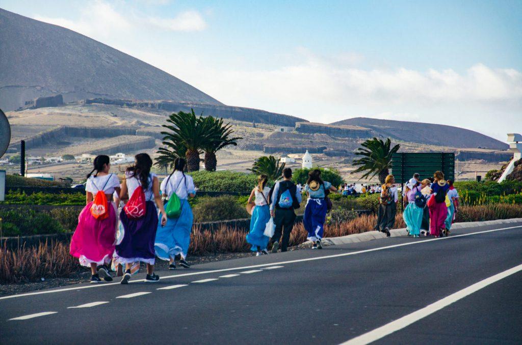 Kiwi The Explorer Lanzarote Viaggio Nello Spazio 35