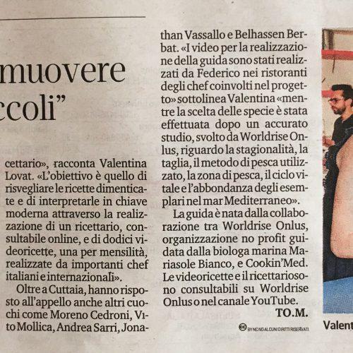 Federico Girotto E Valentina Lovat Cookin' Med