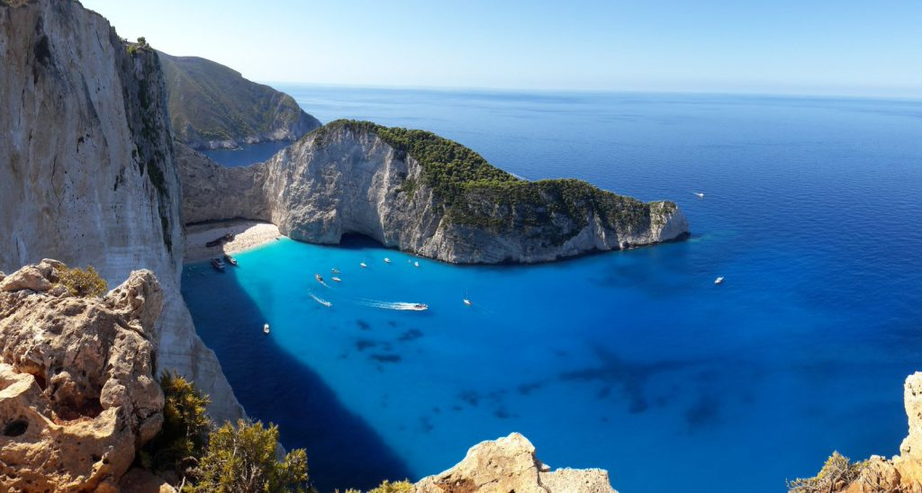 Navagio Zante Kiwi The Explorer E1518262943771