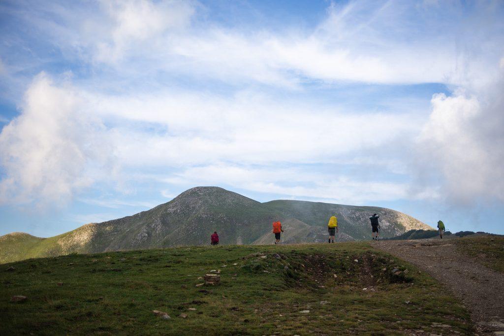 Kiwi The Explorer Sentiero Italia Va Sentiero