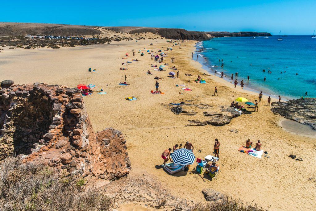 Lanzarote Spiagge Kiwi The Explorer 11