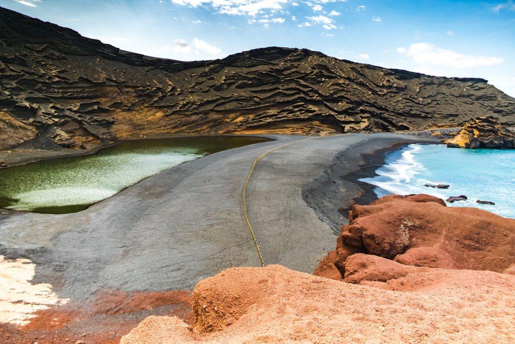 Lanzarote Spiagge Kiwi The Explorer 16