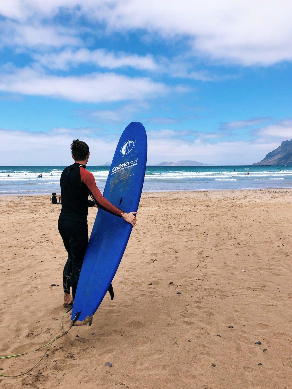 Lanzarote spiagge - Kiwi The Explorer