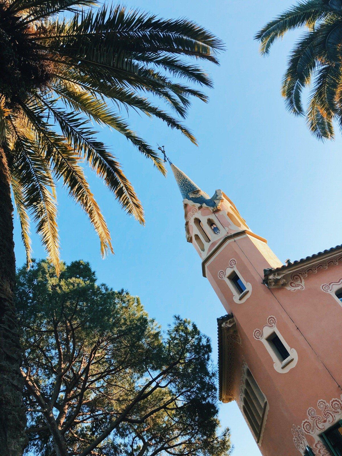 Barcellona Dall'alto - Kiwi The Explorer